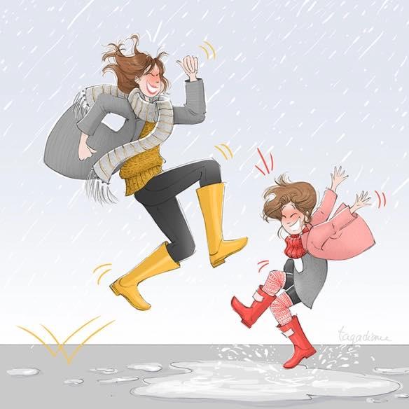 [I ´ M SINGING IN THE RAIN] J'ai passé une s…